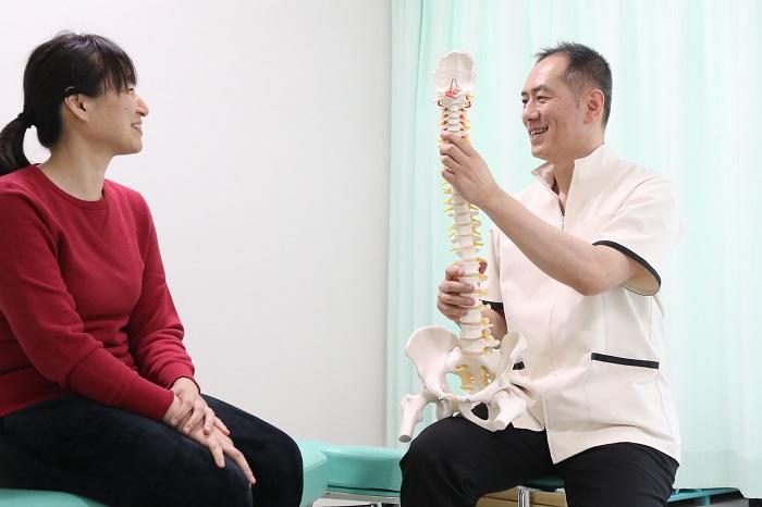 大蔵カイロ川越伊勢原整体院患者さんとの対話09